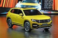 一汽-大众中型SUV亮相 T-Roc七月上市