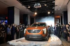 凯迪拉克XT4发布 同级唯一美式豪华SUV