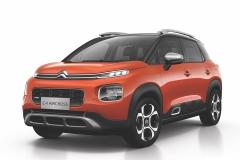 雪铁龙全新SUV北京车展公布中文名 同级最个性