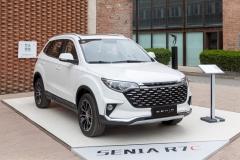 新车图解:一汽奔腾SENIA R7C 年轻无极限