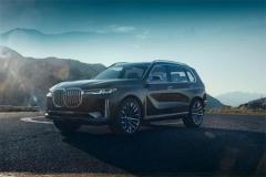 宝马可能推出一款X8豪华SUV,配备V8发动机