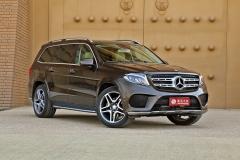 新款奔驰GLS上市 全系售价上涨0.35万