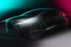 纳智捷新概念车设计图 时尚科技前沿