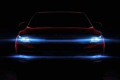 东风风光全新SUV预告图 时尚运动型SUV
