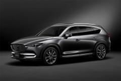 提供6座和7座|马自达全新SUV-CX-8