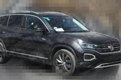 一汽-大众新SUV或命名TAYRON 年底上市