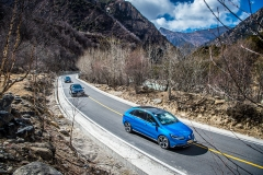 纯电动车在西藏高反吗?腾势500表示不存在的
