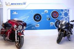 为骑士谋福音 米其林摩托轮胎进驻中国