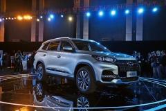 奇瑞瑞虎8预售10万起 北京车展正式上市