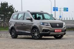 东风风行SX6将推1.5T车型 或北京车展亮相