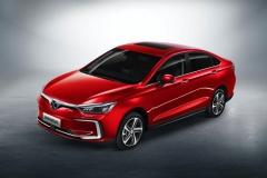 2018北京车展:北汽新能源EU5预售12.99万起