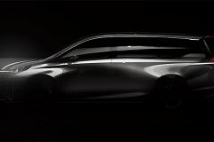 传祺GM6预告图发布 北京车展将首发