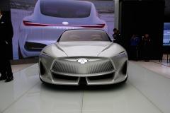英菲尼迪两款概念车中国首次亮相 预示未来设计方向
