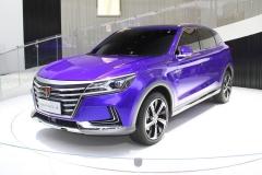 2018北京车展探馆:荣威MARVEL X现身