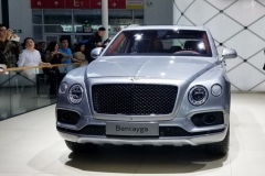 2018北京车展:添越V8汽油版售269万