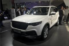 2018北京车展:众泰T800车型正式亮相