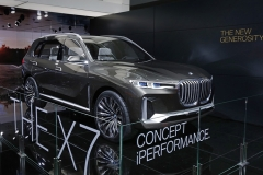 2018北京车展:宝马X7概念车中国首秀