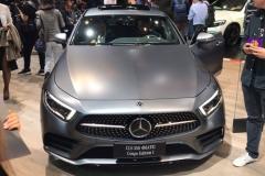 2018北京车展:全新奔驰CLS国内首发