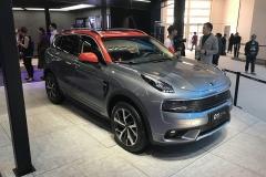 2018北京车展:领克01插电混动版发布