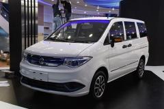 2018北京车展:郑州日产帅客电动版发布