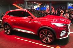 2018北京车展:名爵X-motion Concept首发