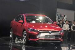 2018北京车展:比亚迪秦Pro正式亮相