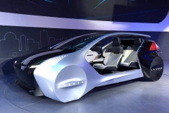 2018北京车展:纳智捷AI智能概念座舱发布