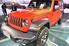 2018北京车展:Jeep全新一代牧马人亮相
