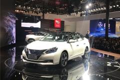 2018北京车展:日产轩逸纯电动版发布