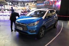 2018北京车展:比亚迪元EV360正式亮相