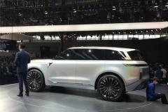 2018北京车展:启辰THE X概念车正式发布
