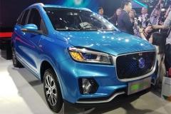 2018北京车展:汉腾全新纯电SUV亮相