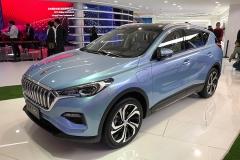 2018北京车展:红旗E-HS3电动SUV正式发布