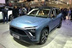 2018北京车展:蔚来ES8 6座版正式亮相
