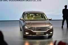 2018北京车展:上汽大众全新朗逸Plus正式亮相