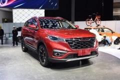 2018北京车展:一汽奔腾SENIA R9首发