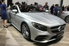 2018北京车展:新款奔驰S级Coupe首发