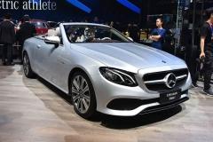 奔驰新E级敞篷轿跑车上市 售67.98万起