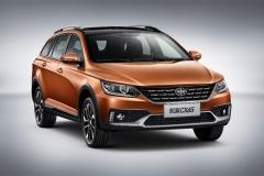 骏派CX65将5月17日上市 预售7-9万元
