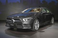 全新奔驰CLS将6月1日上市 造型更激进