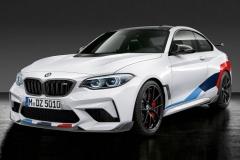 BMW M2雷霆版M运动套件官图 动力提升/极致轻量化