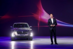 宝沃轿跑SUV BX6正式上市 售18.28-19.98万