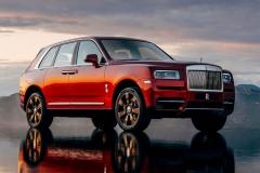 劳斯莱斯库里南全球首发 奢华旗舰SUV