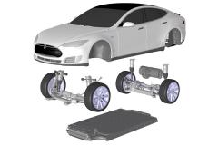 松下将与特斯拉联手在国内生产电池芯