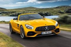 奔驰AMG GT S Roadster发布 最大功率522马力