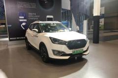 众泰T300 EV上市 补贴后9.18万起售
