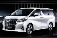 新款丰田埃尔法上市 换装8速变速器