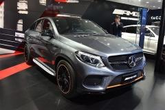 AMG GLE轿跑SUV新车型上市 限量200台