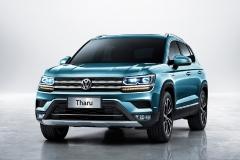 """上汽大众全新SUV英文定名""""Tharu"""" 将于年内上市"""