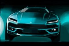幻速全新SUV设计图 或为新锐运动X系产品